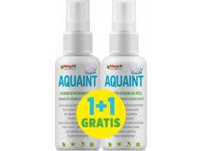 AQUAINT Aquaint 100% ekologická čisticí voda 50 ml+DÁREK Aquaint 50ml