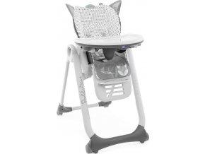 CHICCO CHICCO Židlička jídelní Polly 2 Start - Foxy