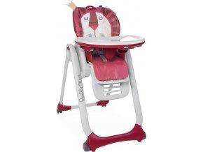 CHICCO CHICCO Židlička jídelní Polly 2 Start - Lion