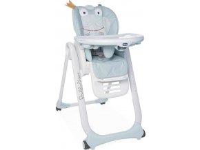 CHICCO CHICCO Židlička jídelní Polly 2 Start -Froggy