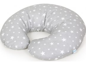 CEBA CEBA Polštář na kojení Cebuszka Physio Mini žerzej Milky Way