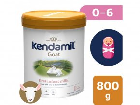 1829 2 uni kendamil kozi mleko 1 800g