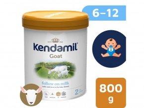 1835 2 uni kendamil kozi mleko 2 800g