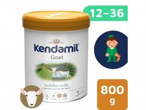1838 2 uni kendamil kozi mleko 3 800g