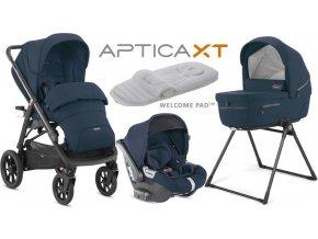 Inglesina Aptica  XT CAB systém 4v1 2021 Polar Blue