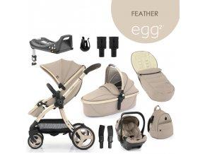 BabyStyle Egg2 set 9 v 1 2021 (Barva Monument Grey)