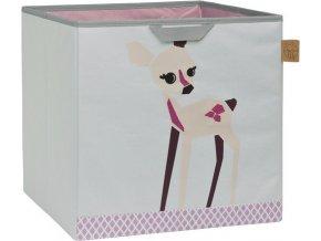 Lässig Storage Toy Cube Storage Little Tree fawn