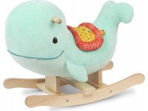 B-Toys Houpací velryba Echo