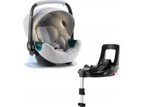 BRITAX Autosedačka Baby-Safe iSense Bundle Flex iSense 2021