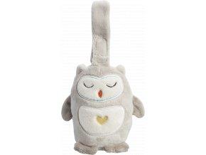 Tommee Tippee Hudební závěsná hračka Grofriend Ollie the Owl