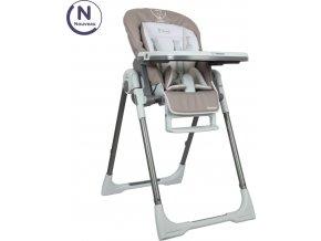 RENOLUX BEBE VISION jídelní židle 2020, Sophie la girafe So Chic