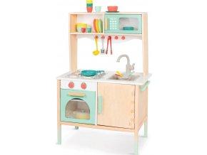 B-Toys Kuchyňka dřevěná Mini Chef