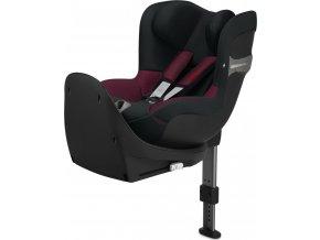 Cybex Sirona S i-Size FERRARI 2020 (Barva Victory Black)