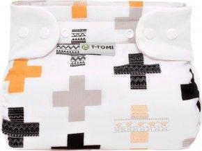 Ortopedické abdukční kalhotky - patentky, crosses (3-6kg)