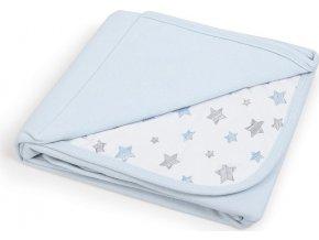 CEBA CEBA Deka dětská 90x100 Blue + Blue Stars