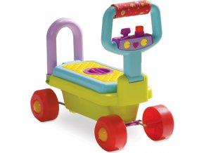 Taf Toys 4 v 1 vozítko a chodítko