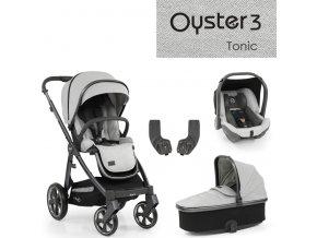 Oyster3 základní set 4 v 1 - Tonic 2022