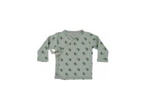 LODGER Topper LS Flame Tribe Silt Green 68