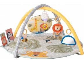 Taf Toys Hrací deka s hrazdou Savana