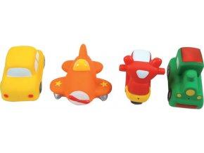 Ludi Hračky do vody transport 4ks