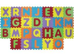 Ludi Puzzle pěnové 199x115 cm písmena