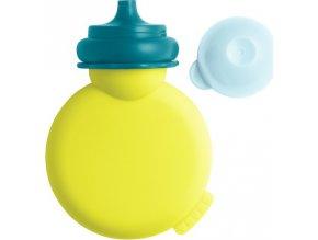 Beaba Lahvička Babypote neon/modrá
