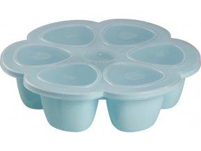 Beaba Multi-dávkovač na jídlo 6x150ml modrý
