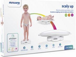Miniland Dětská váha Scaly Up