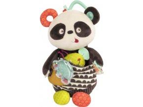 B-Toys Party Panda pro nejmenší