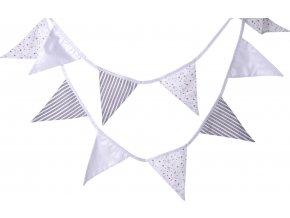 Kikadu Girlanda hvězdičky