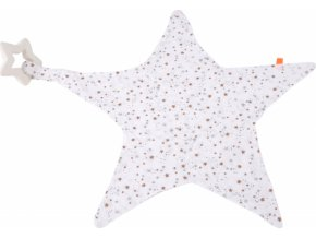 Kikadu Muchláček hvězda s kousátkem hvězdičky