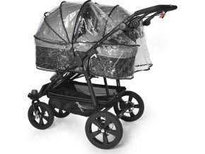 TFK Raincover single Carrycot T-003-44-1
