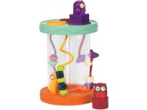 B-Toys Interaktivní válec Hooty-Hoo