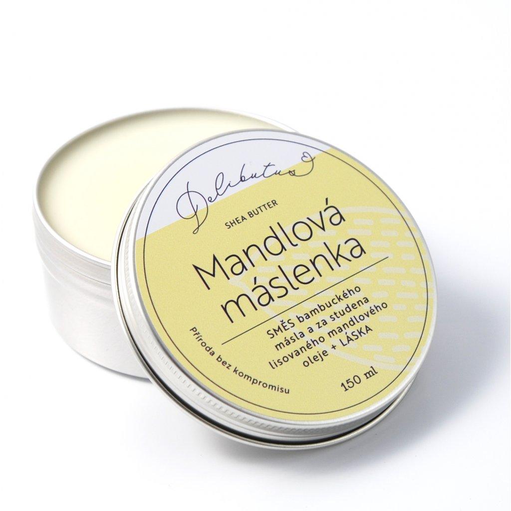 mandlova maslenka 150ml