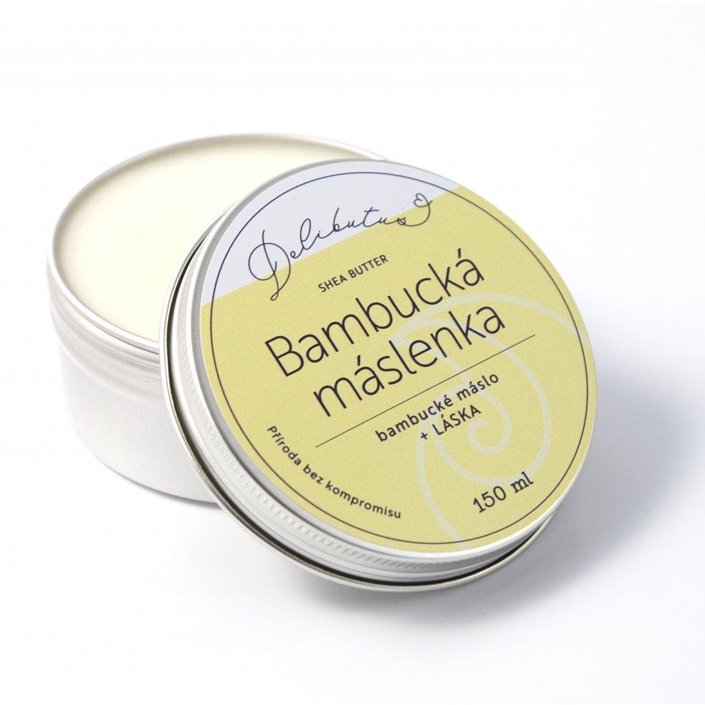 bambucka maslenka 150ml