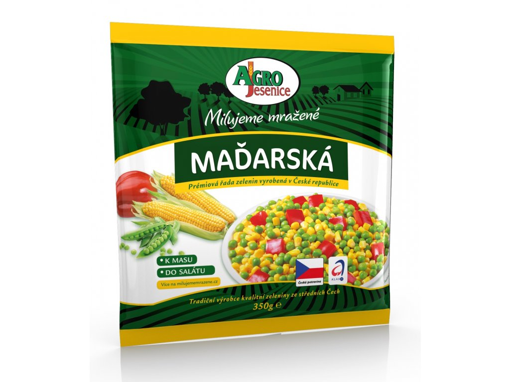AGRO madarska 350g premium