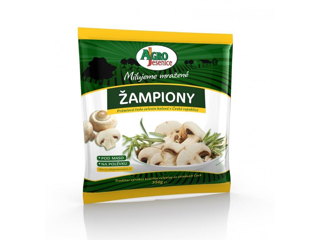 AGRO houby zampiony 350g premium