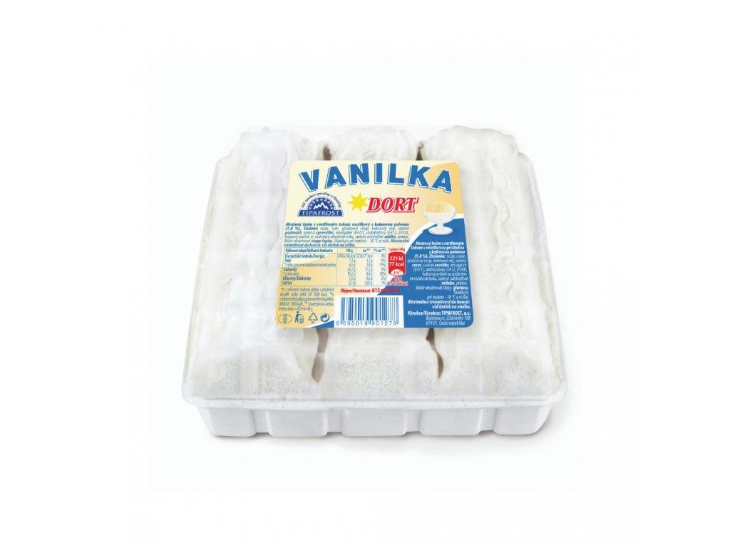 Torta vanilka 615ml