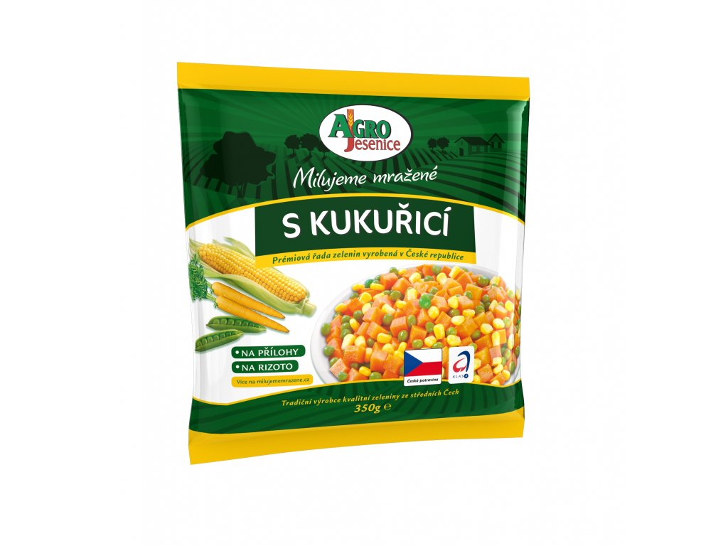 AGRO s kukurici 350g premium