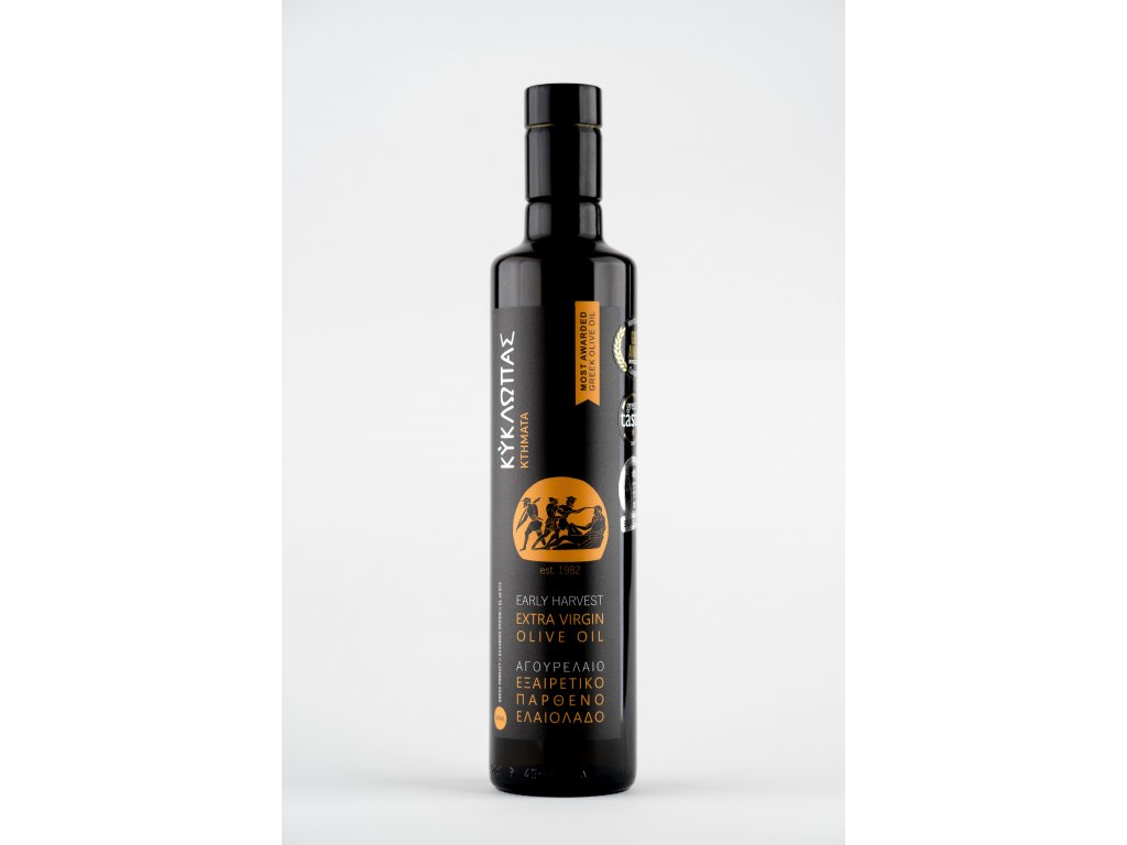 Olivový olej Kyklopas Early Harvest Extra virgin 0,5l