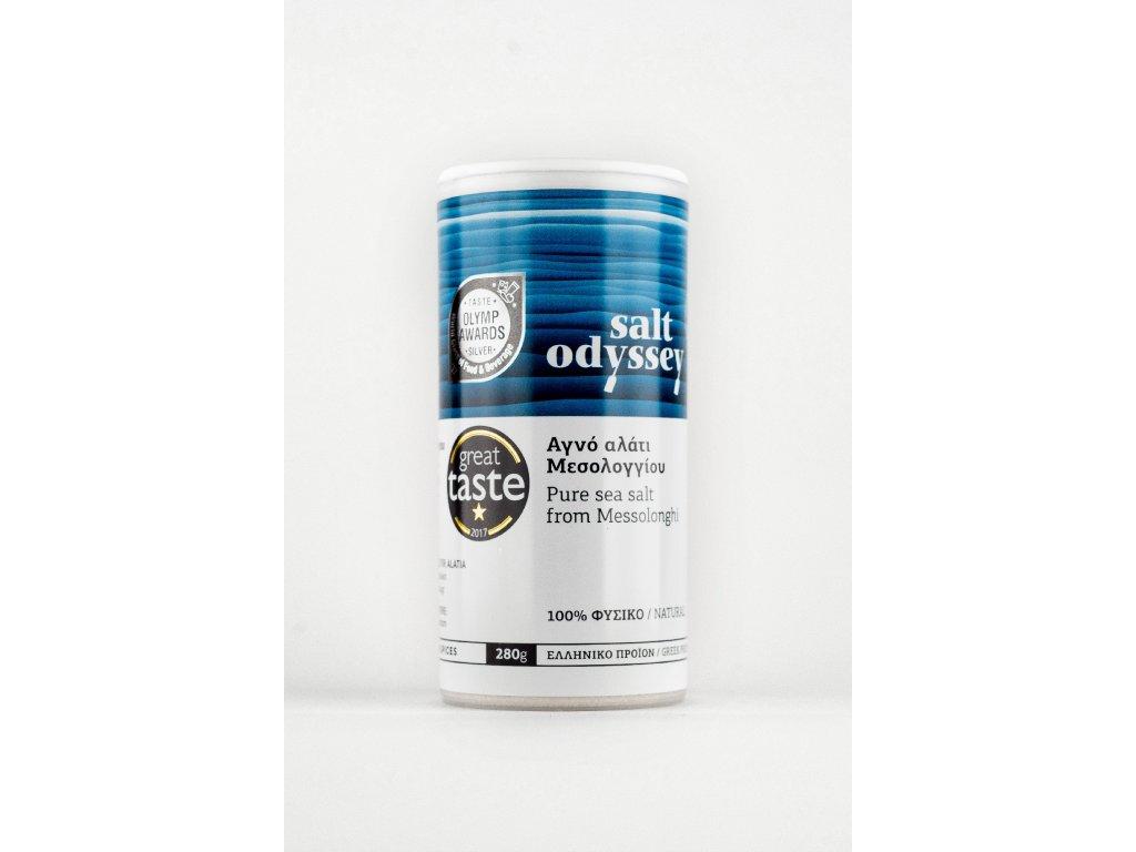 Mořská sůl Odyssey slánka 280g
