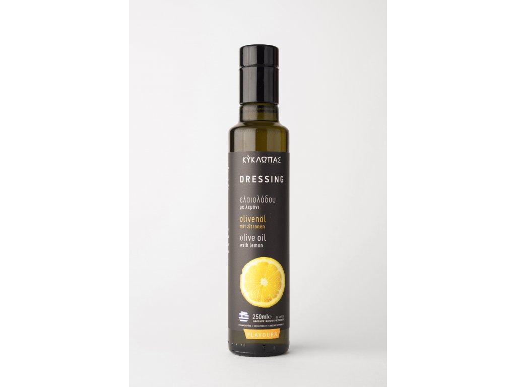 Kyklopas dresing citron 0,25l