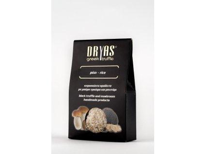 Rýže Dryas s černým lanýžem a houbami porcini 300g
