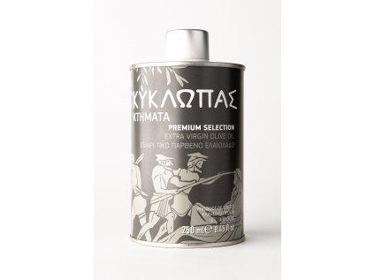 Kyklopas Premium Extra virgin can 0,25l