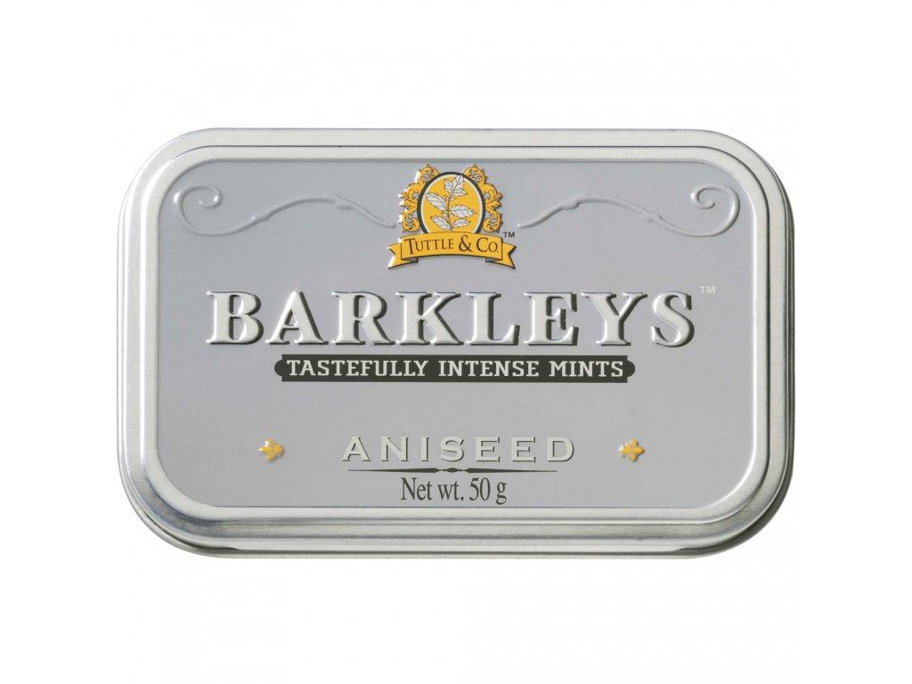 BA01 Anýzové bonbóny s mátou Barkleys 50g