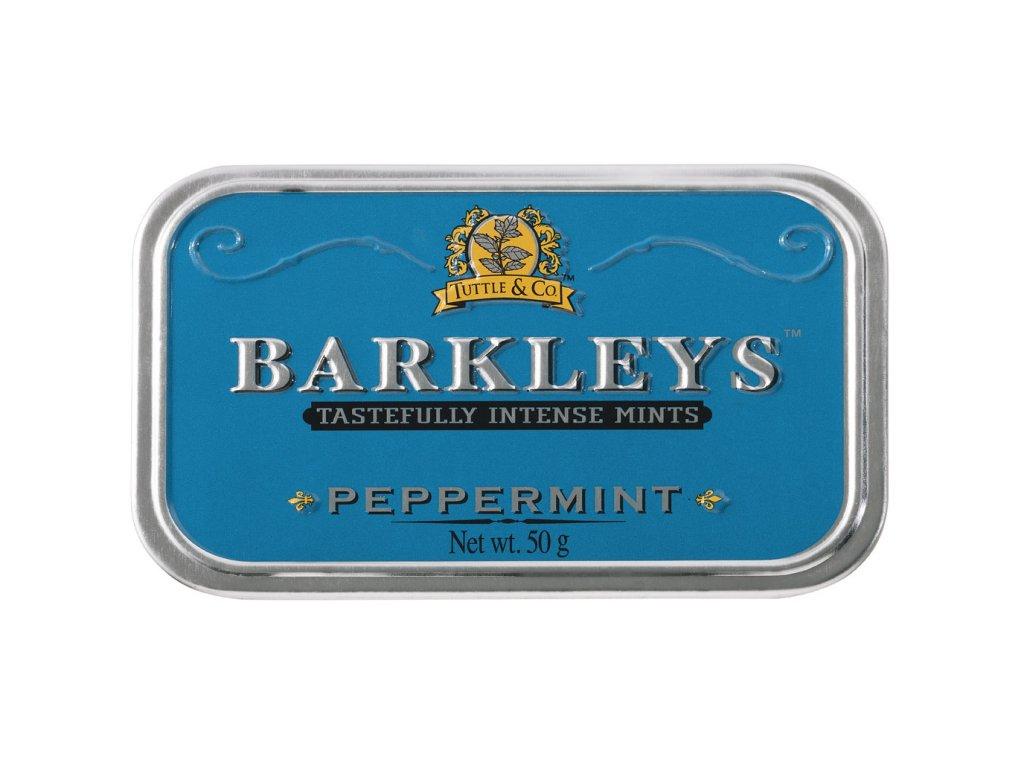 BA04 Mátové bonbóny Barkleys 50g