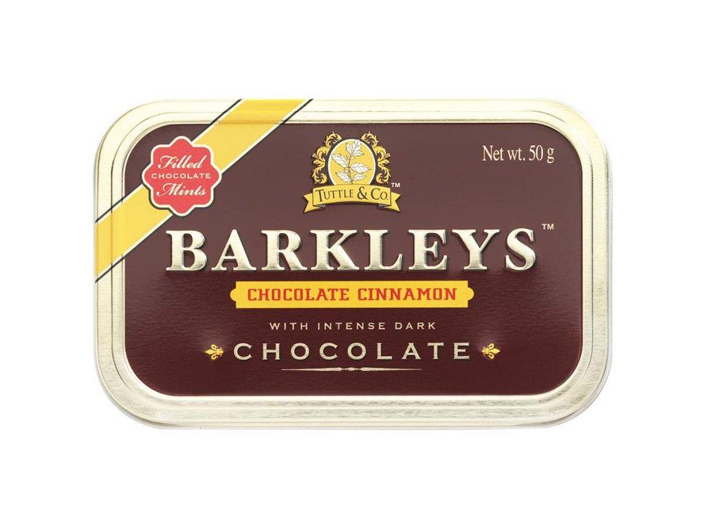 BA06 Čokoládové bonbóny se skořicí Barkleys 50g