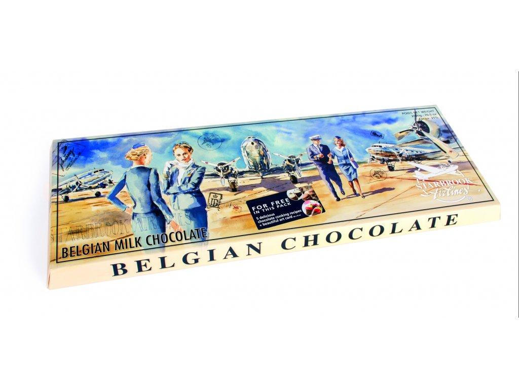 ST13 Mléčná čokoláda Starbrook 2000g