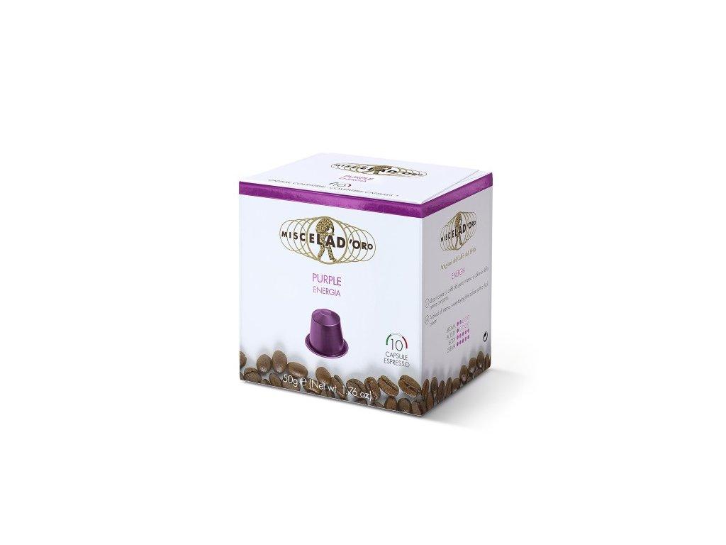 purple capsule nespresso compatibili