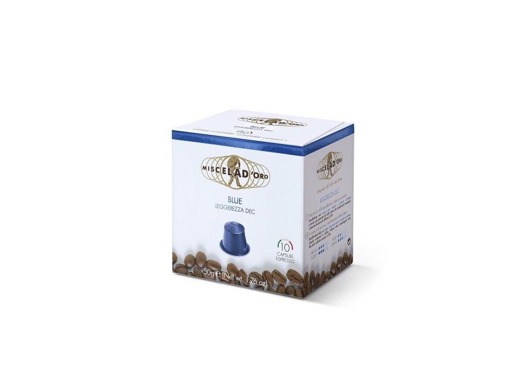 blue capsule nespresso compatibili